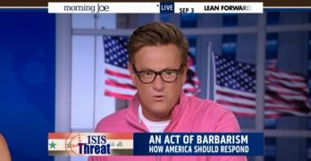 Joe Scarborough Scolds Republican GOP