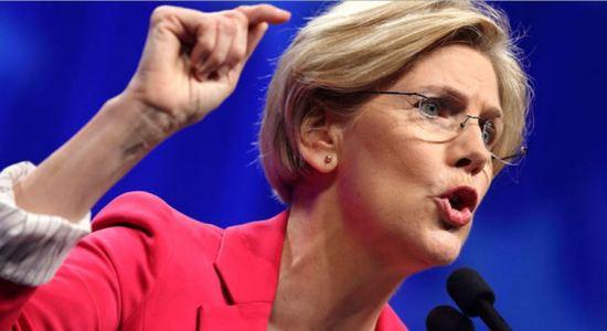 Elizabeth Warren Senate Leadership
