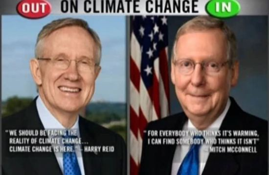 Harry Reid - Mitch McConnell