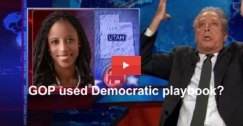 Jon Stewart GOP wins with Democratic demographic playbook