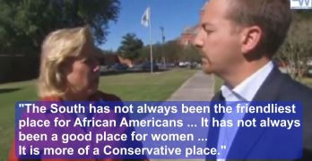 Mary Landrieu, African American, Women, South