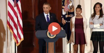Republican staffer Elizabeth Lauten slams Obama daughters Sasha & Malia behavior. Really