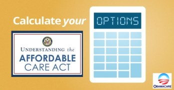 ACA Marketplace (Obamacare) deadline approaching. Calculate your rate and subsidies.