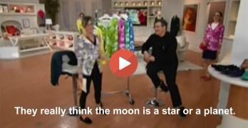 Isaac Mizrahi,Shawn Killinger,QVC,Star,Planet,Satellite, Moon