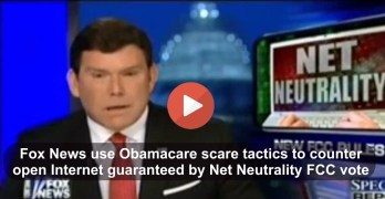 Fox News using Obamacare tactics on open Internet via Net Neutrality