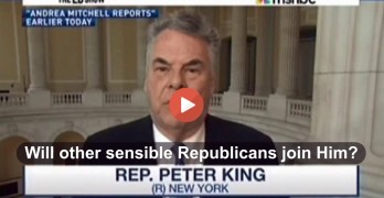 Republican Congressman - 'Sometimes I believe Republicans live in an unreal world'