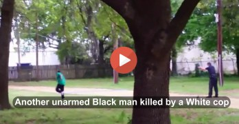 White South Carolina Police officer kills unarmed Black man Walter Scott