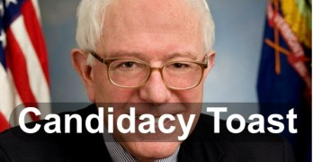 Is Bernie Sanders' candidacy toast by his old 'misogynistic' essay?