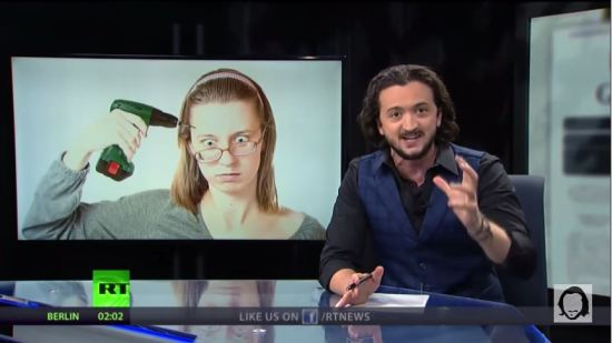 Lee Camp US UK Elections