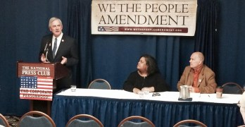 Move to Amend We The People Amendment David Cobb George Friday 3