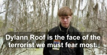 Dylann Roof is the face of the terrorist we should fear most