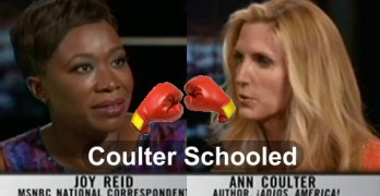 Joy Ann Reid schools Ann Coulter on Real Time with Bill Maher (VIDEO)