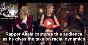 MUST WATCH-Rapper Akala great insights on racial dynamics 2