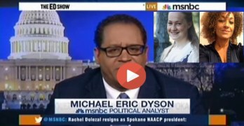 Michael Eric Dyson's on Rachel Dolezal points out race as a social construct 2