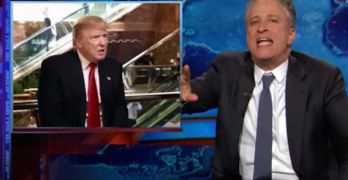 Jon Stewart explains why Donald Trump is such a phenomenon (VIDEO)
