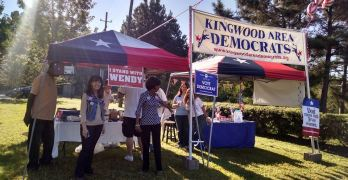 Kingwood Area Democrats Liberal in Texas