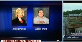 WDBJ Reporter Alison Parker and her cameraman Adam Wardgunned down & killed on air