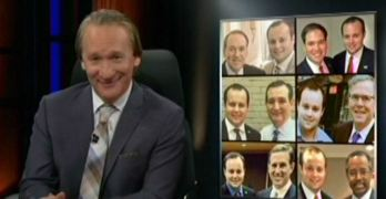 Bill Maher Republican Instant Heroes an embarassment.