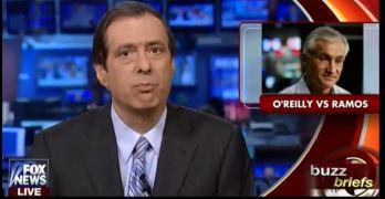 Media slams media when media does job of media Howard Kurtz, Jorge Ramos, Bill O'Reilly