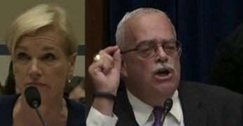 Rep Gerry Connolly accuses GOP of raging a war on women for treatment of Planned Parenthood's Cecile Richards (VIDEO)