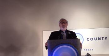 Barney Frank slams GOP intransigence and chaos in Houston speech (VIDEO)