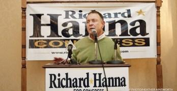 Richard Hanna Benghzi Hillary Clinton hit job
