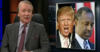Bill Maher slams Trump & Carson and now wants long presidential race (VIDEO)