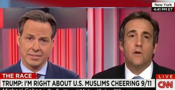 CNN's Jake Tapper scoffs at Donald Trump advisor who says his boss is never wrong.