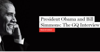 President Obama - Bill Simmons