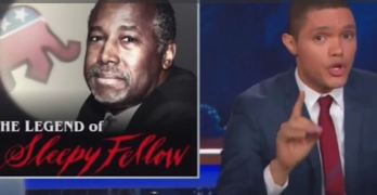 The Daily Show Trevor Noah accepts Ben Carson challenge and wins – Will Carson stand by his promise? (VIDEO)