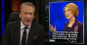 Bill Maher's take on Internet & Republican candidates just making sh$t up only partially true (VIDEO)