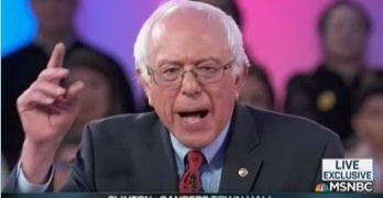 Bernie Sanders' stellar defense of Democratic Socialism at Las Vegas town hall (VIDEO)