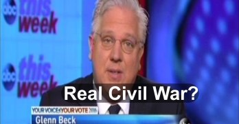 Glenn Beck believes actions of GOP establishment could lead to civil war (VIDEO)