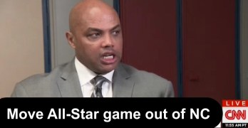 Charles Barkley on NBA All-Star Game and North Carolina