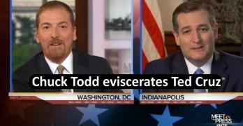Chuck Todd eviscerates Ted Cruz