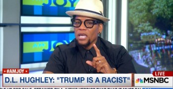 D.L. Hughley Paul Ryan Donald Trump Racst