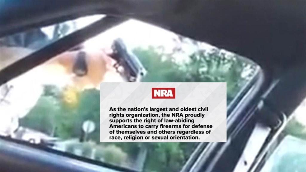 NRA Police Shooting