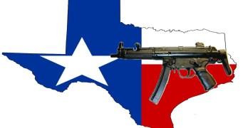 Texas guns police
