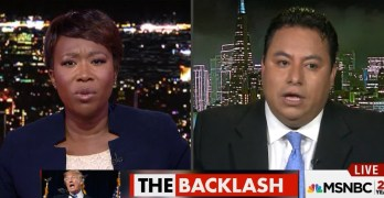 Joy-Ann Reid again shuts down misinforming Trump surrogate on Latino support (VIDEO)