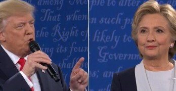 Donald Trump threatens to put Hillary Clinton in jail if elected in 2nd Presidential Debate (VIDEO)