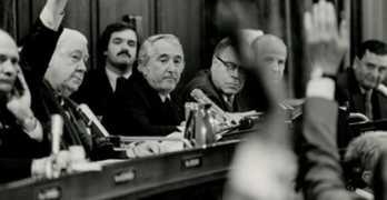 Peter Rodino: Rutgers Alumnus Championed the Constitution
