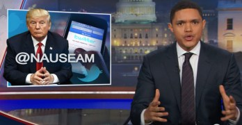 The Daily Show Trevor Noah: It's Not Trump You Should Fear, It's His Enablers (VIDEO)