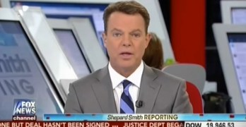 SHOCKING: Fox News' Shepard Smith defends CNN against Donald Trump (VIDEO)