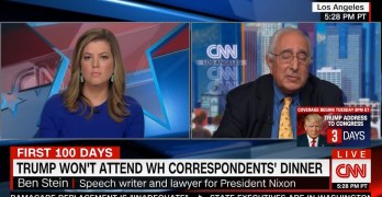 Ben Stein said media unjustly brought down Nixon and trying the same on Trump (VIDEO)