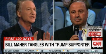 Bill Maher on why Trump deserves no break I am not the crazy on here