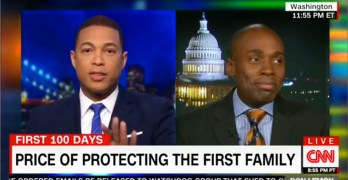CNN Don Lemon schools Trump spokesman on fake news and then shuts him off the air (VIDEO)
