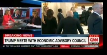 CNN hosts slam Trump for taking credit for Obama's great jobs report (VIDEO)
