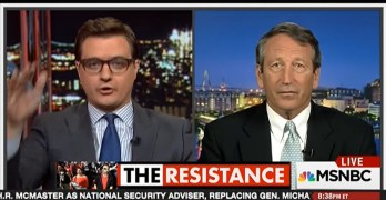 GOP Congressman Mark Sanford - Their Obamacare replacement will not guarantee coverage (VIDEO)
