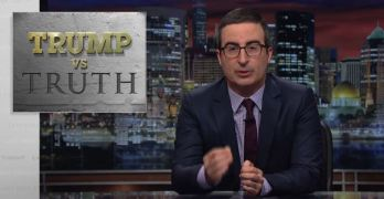 MUST WATCH - Trump vs Truth - Last Week Tonight with John Oliver (VIDEO)