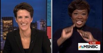 Rachel Maddow & Joy-ann Reid shame Democratic Party – Will they listen? (VIDEO)